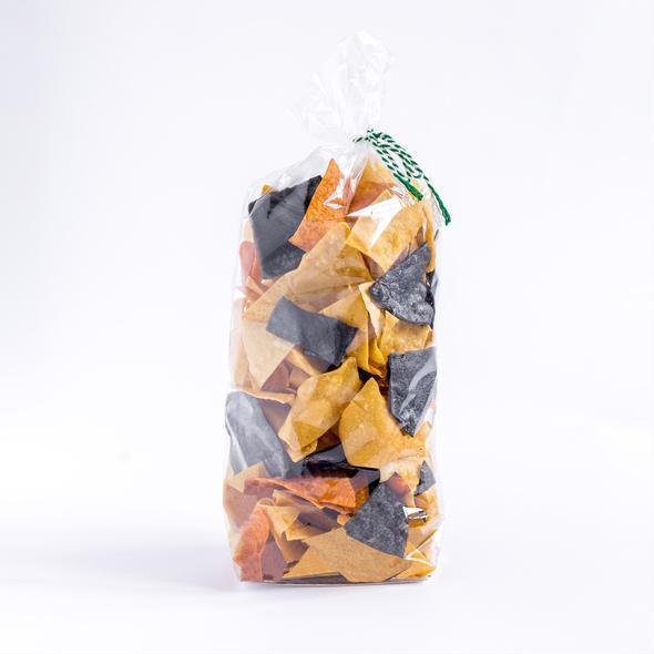 totopos no waste Tortilleria taiyari