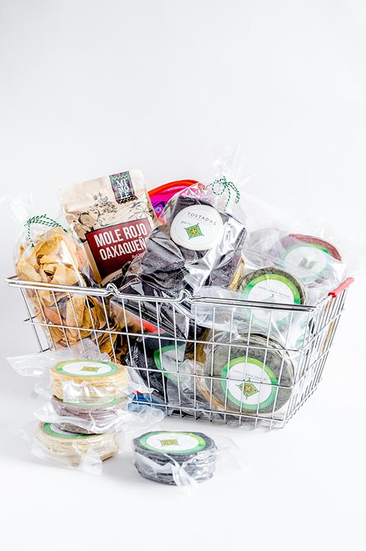 Tortilleria Taiyari products